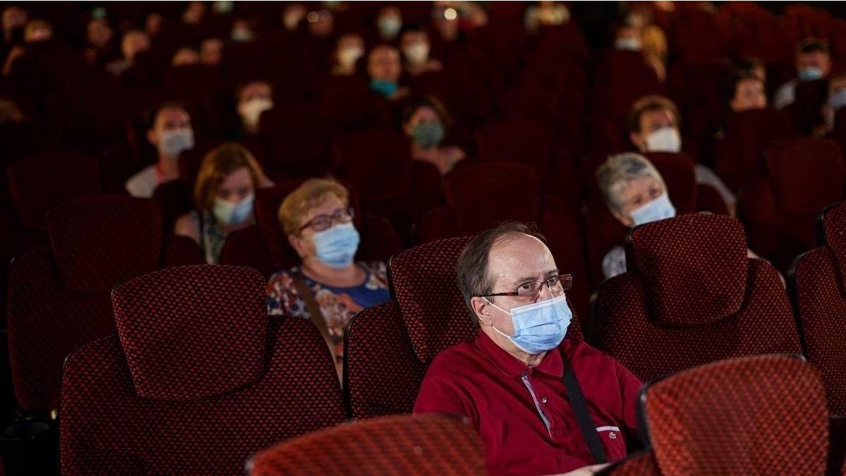 Coronavirus: Uruguay da otro paso con la reapertura de cines