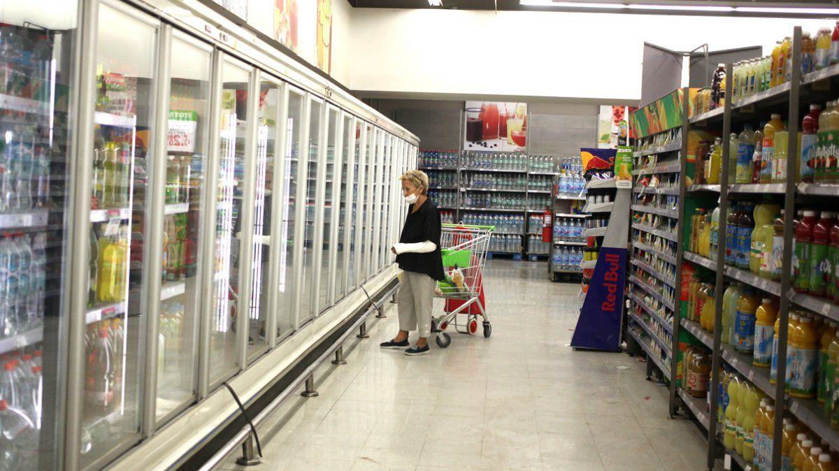Supermercados: caída de consumo masivo y empleo en agosto