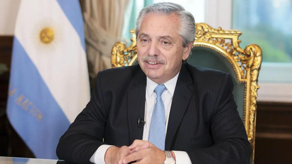 La ciudad de Simoca recibe este lunes al presidente Alberto Fernández.
