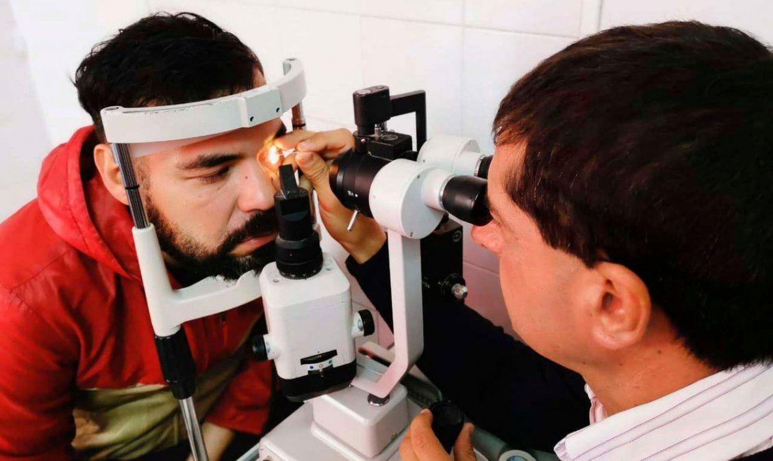 Crisis y actividad mal paga: la protesta de la oftalmología