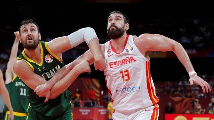España ganó y es finalista del Mundial de básquet