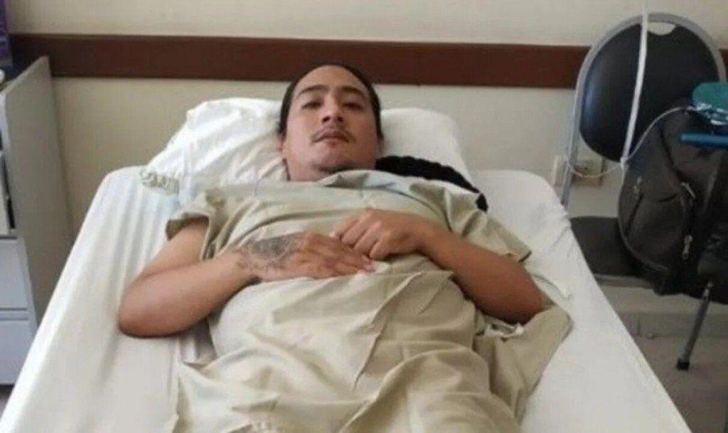 El músico argentino que se accidentó en Bolivia habló de su internación