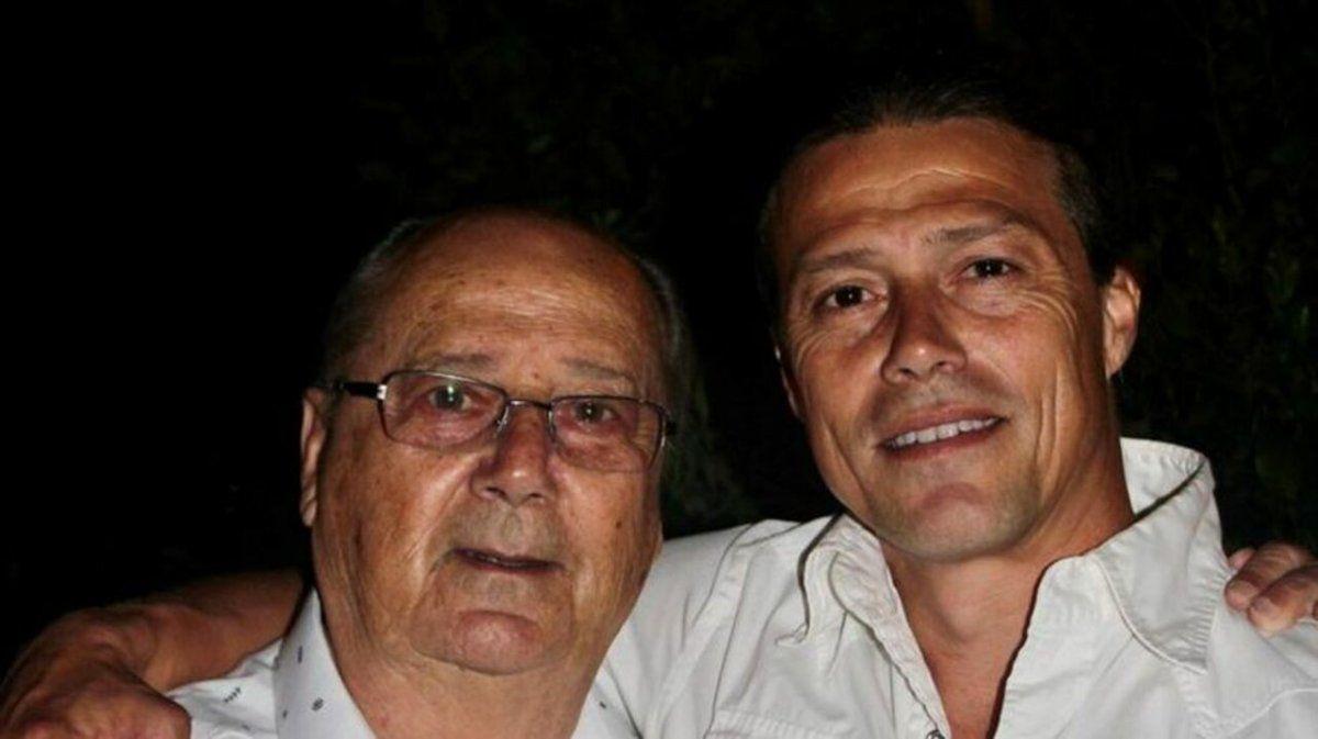 Falleció el padre de Matías Almeyda a causa del coronavirus