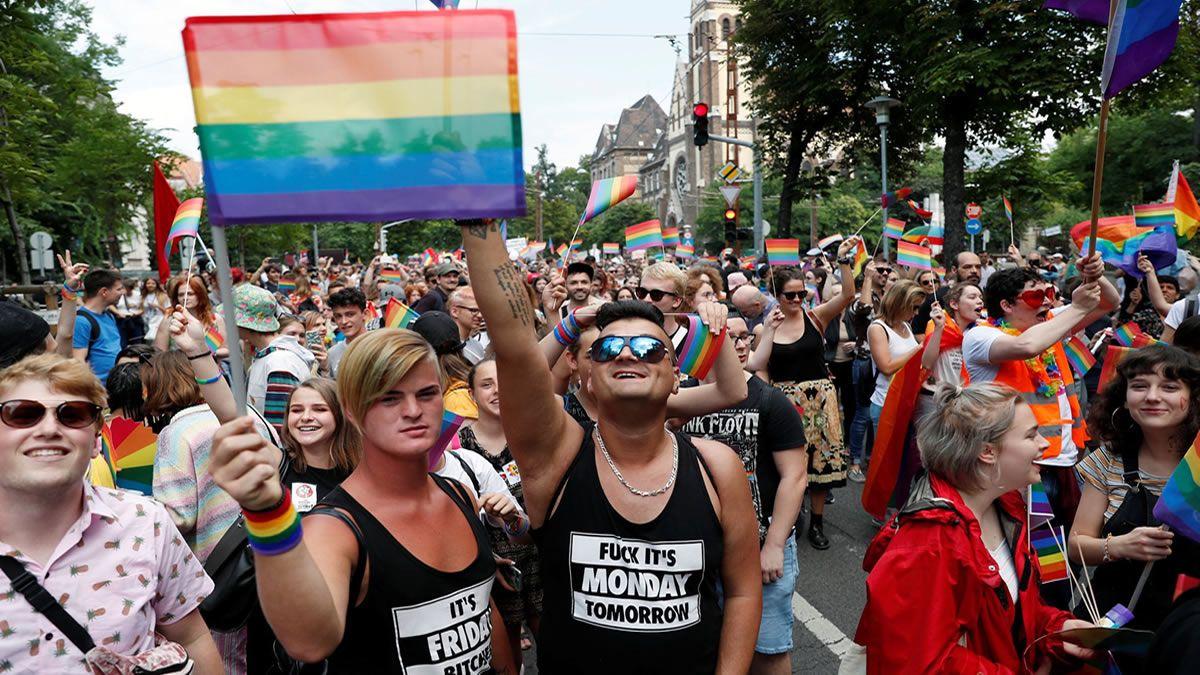 Hungría no quiere que se hable de homosexualidad en las escuelas