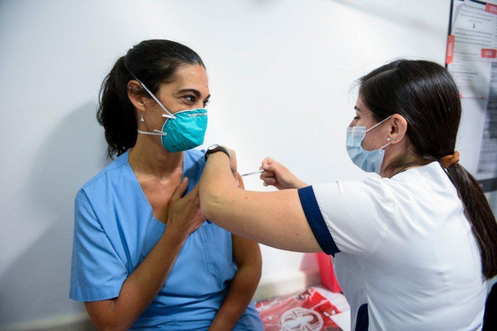 Coronavirus: Argentina es uno de los países que más vacunó