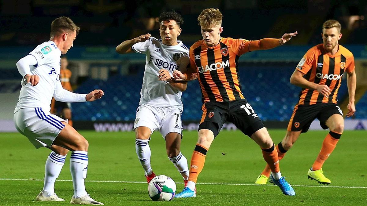 El Leeds de Marcelo Bielsa perdió por penales ante Hull City