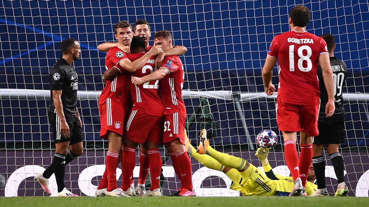Bayern Múnich venció a Olympique Lyon y pasó a la final