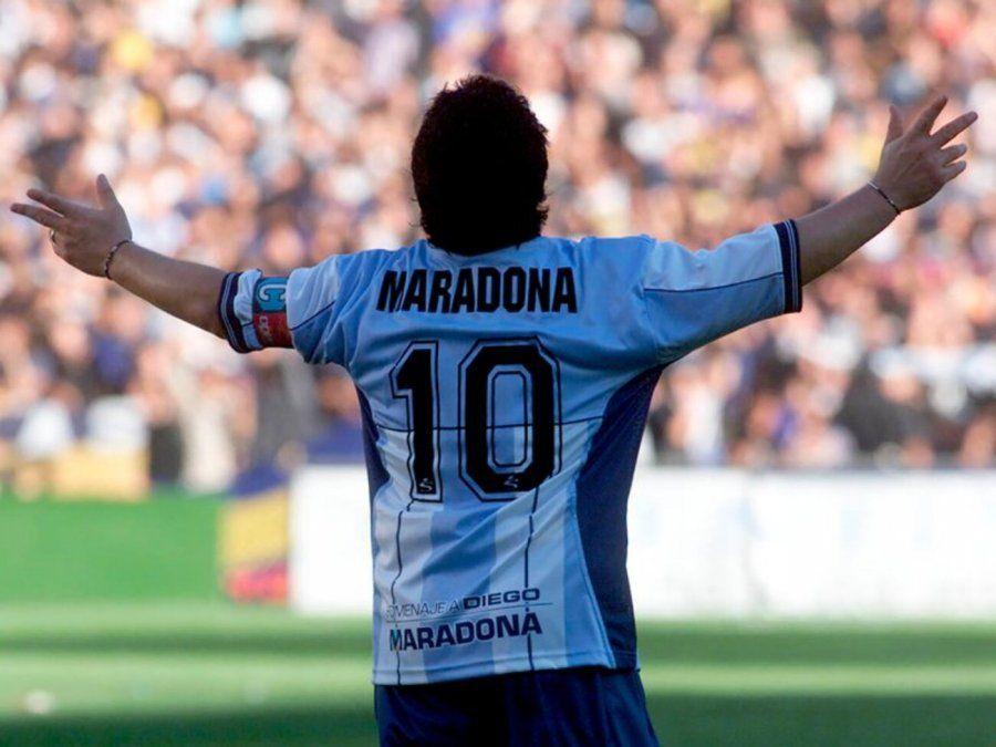 Diego Maradona: ¿Cuál es la foto con más likes en su Instagram?