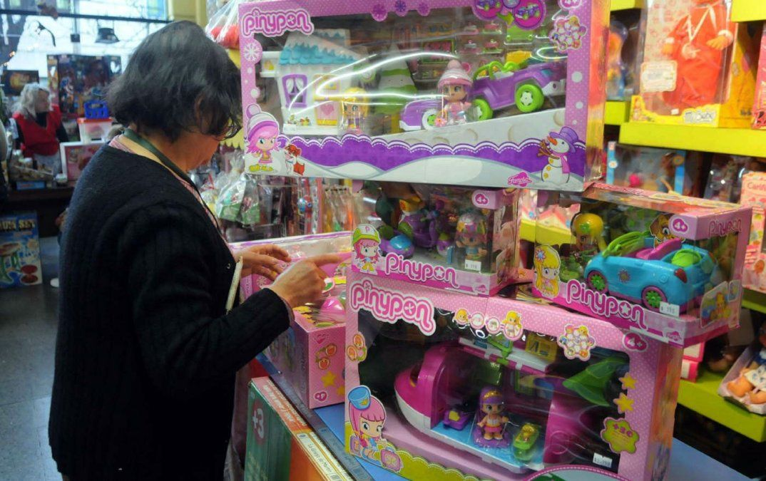 El Día del Niño es la esperanza de los jugueteros