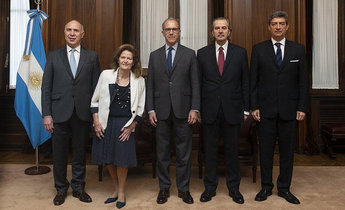 La Corte Suprema de Justicia elegirá mañana su nuevo presidente. Foto: csjm.gov.ar