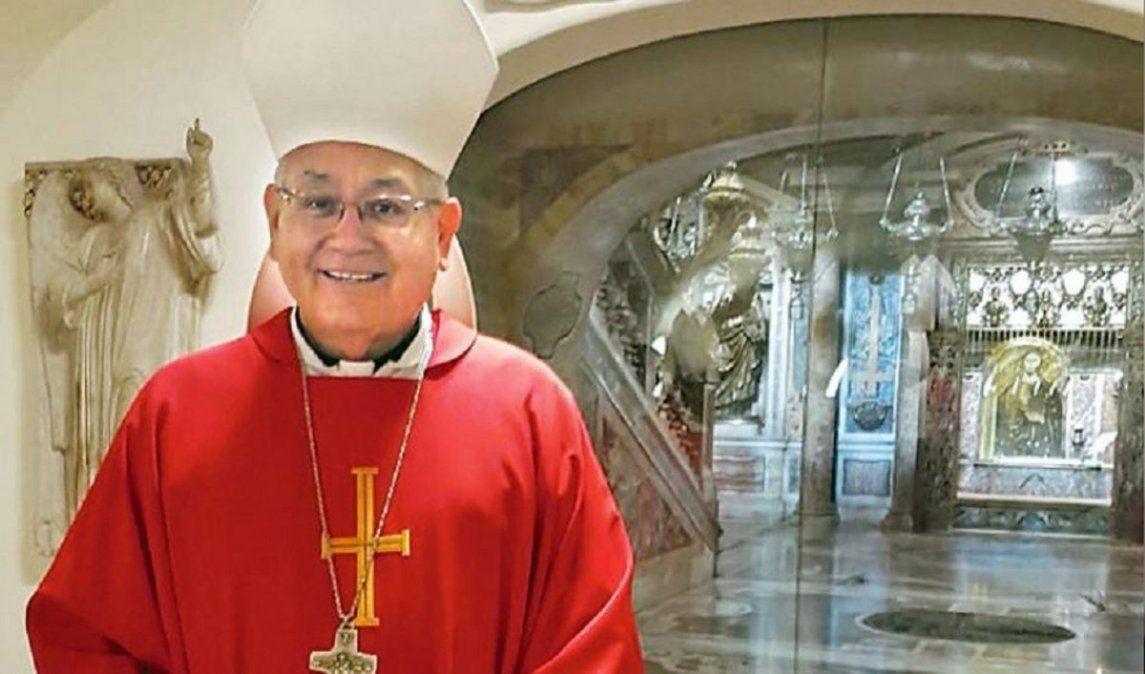 Piden orar por la salud del monseñor Melitón Chávez.
