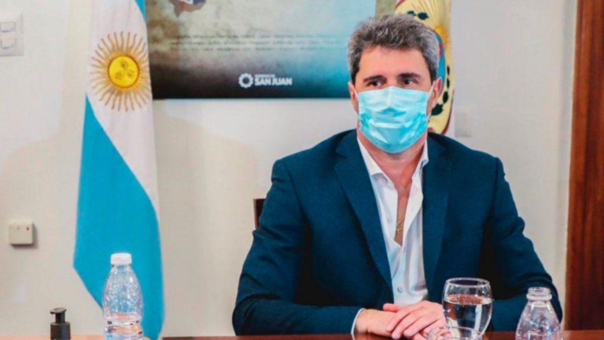 San Juan: Uñac pide la suspensión de las PASO 2021