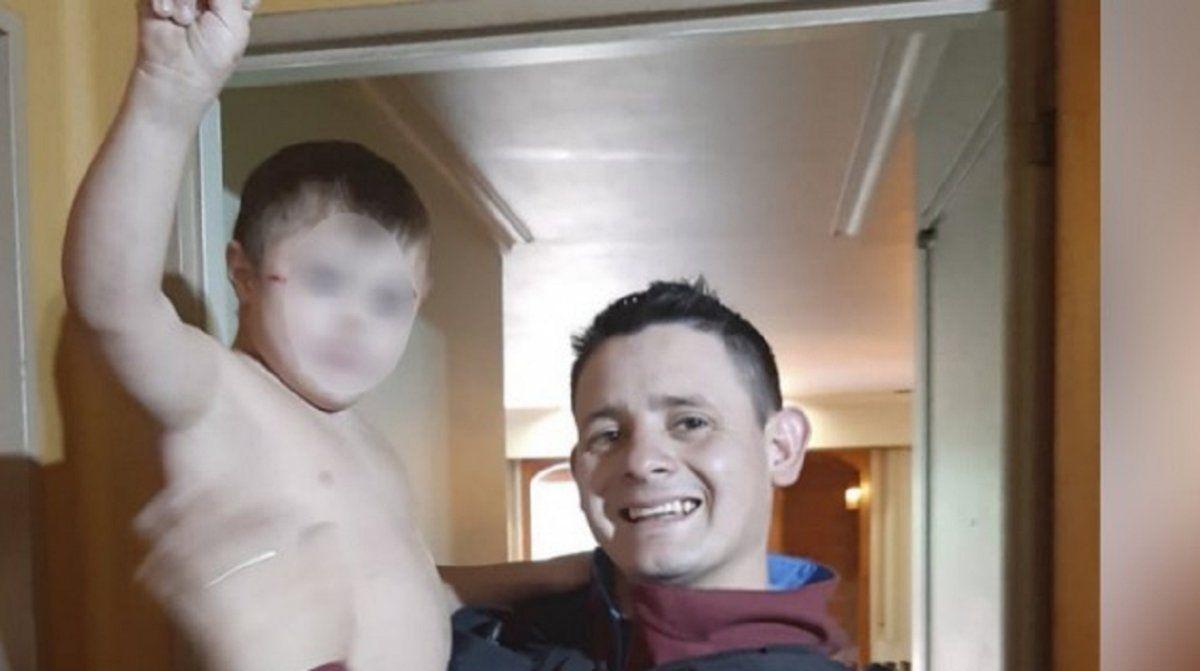 Nene de seis años cayó de un primer piso y fue rescatado en el aire