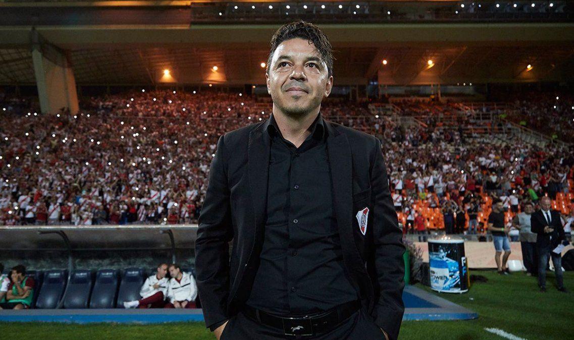 River va con lo mejor ante Athletico Paranaense