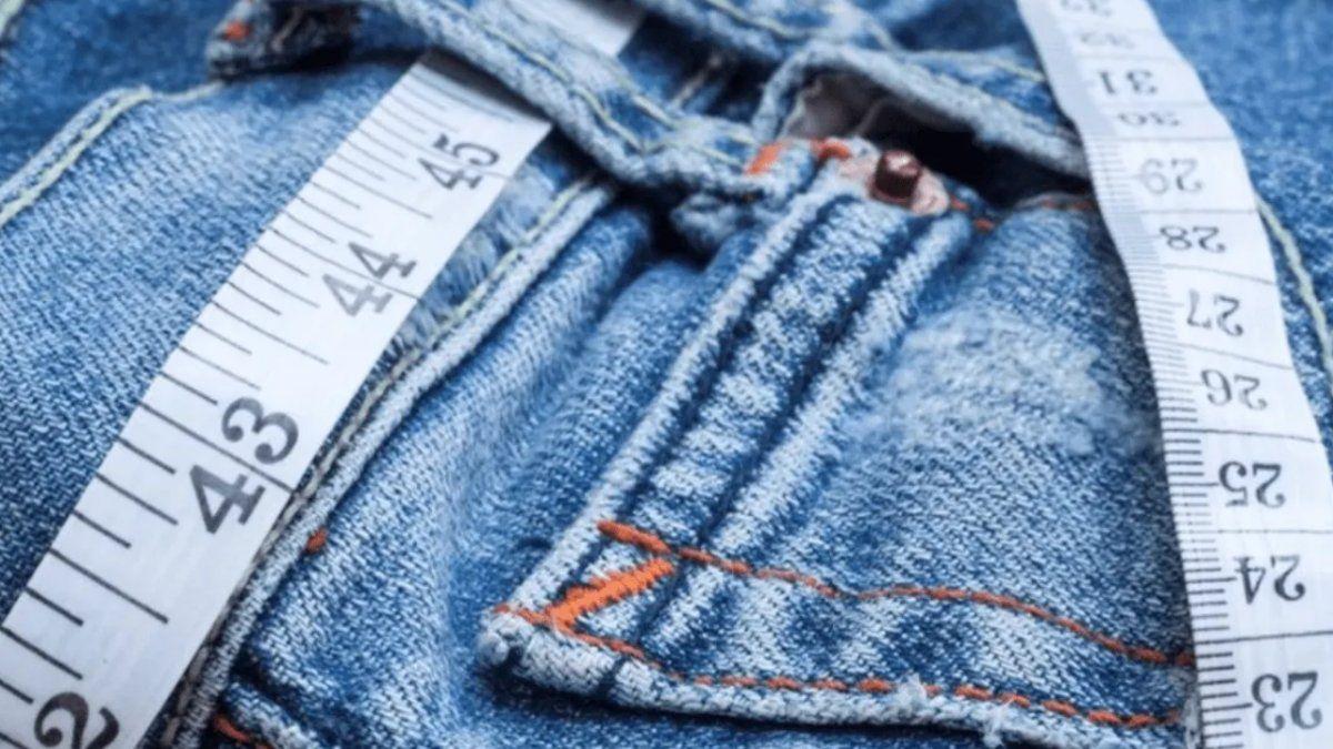 El Gobierno Nacional reglamentó la Ley de Talles. Foto: tvpublica.com.ar
