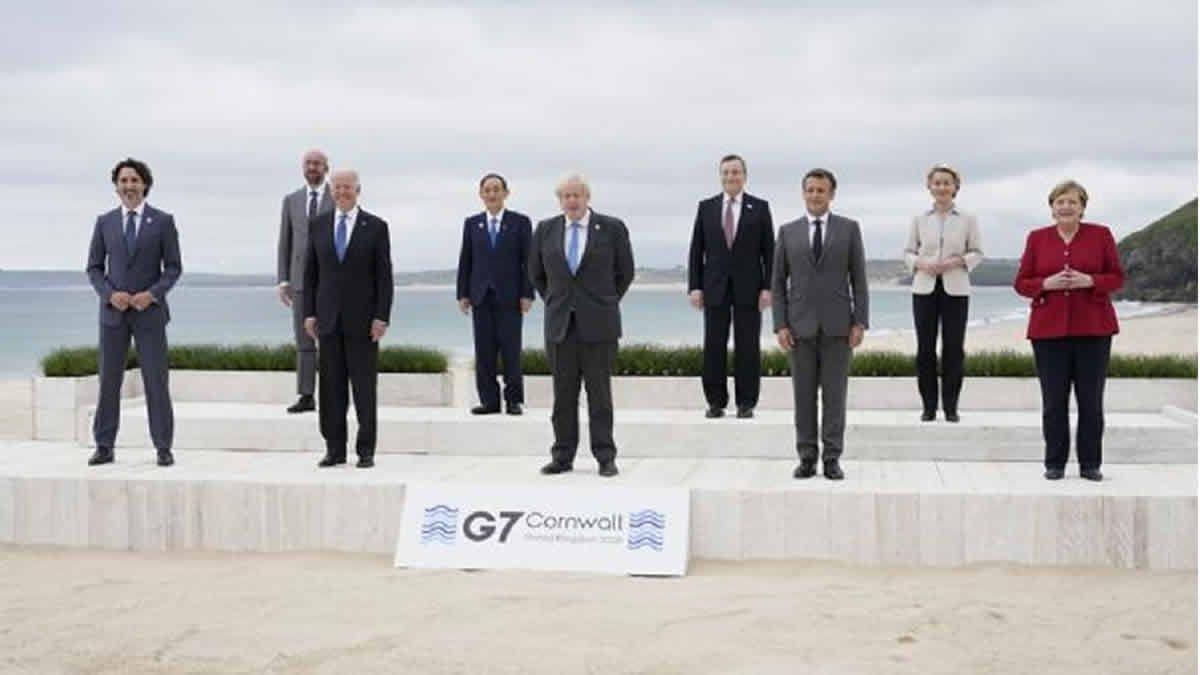 El G7 reprende a China y exige una investigación sobre el Covid-19
