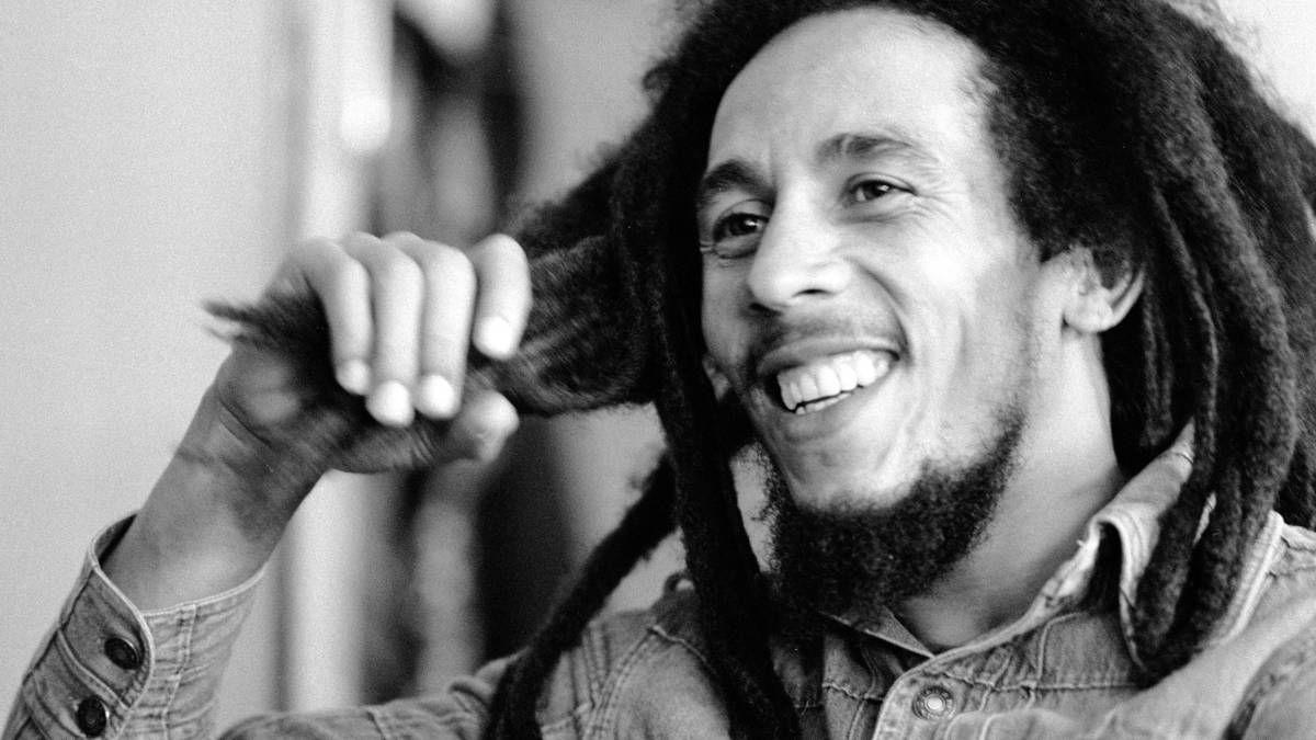Se cumplen 40 años de la muerte de Bob Marley