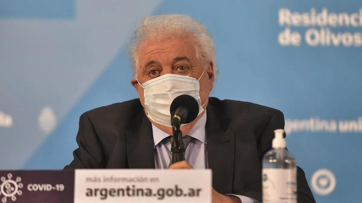 Ginés González García se refirió a la marcha opositora