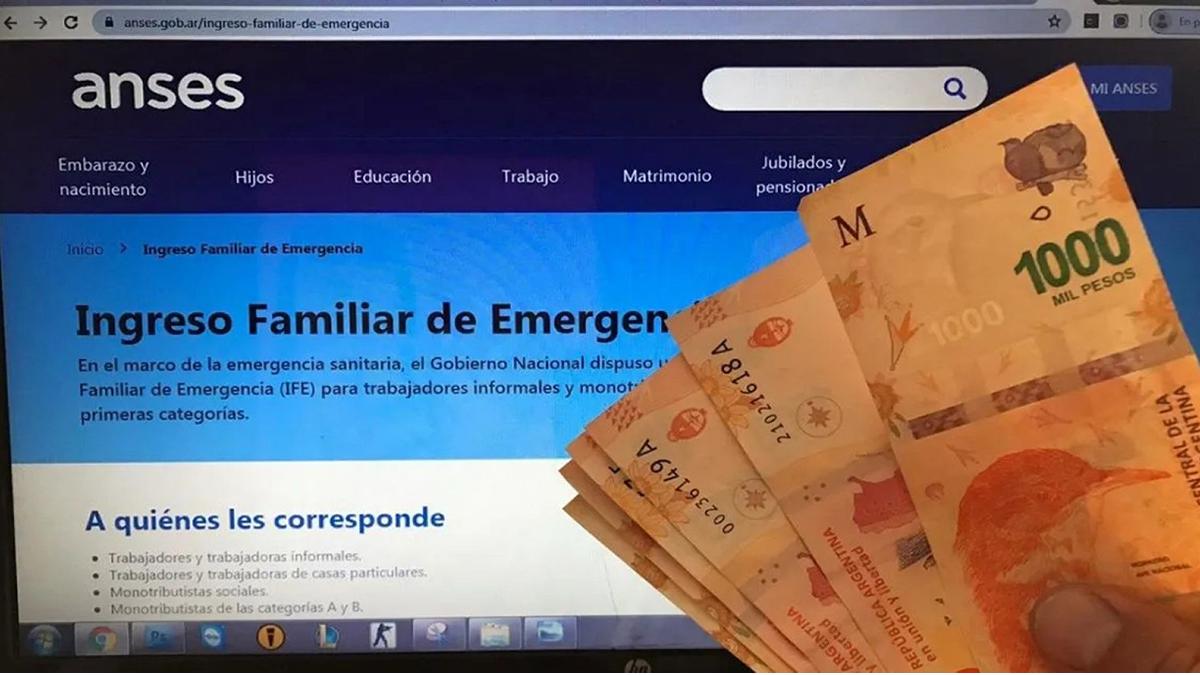 IFE 4: el Gobierno analiza las variantes de ayuda económica