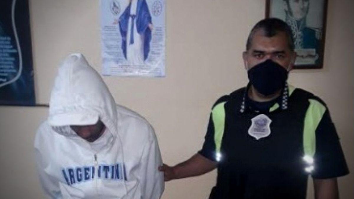 Acusados de abuso sexual, fueron detenidos dos hombres