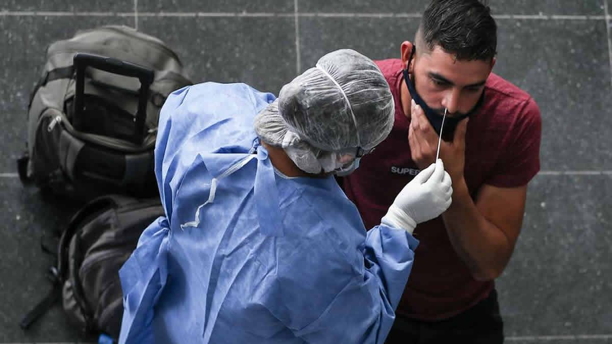 Preocupa la cantidad de contagios en Sudamérica