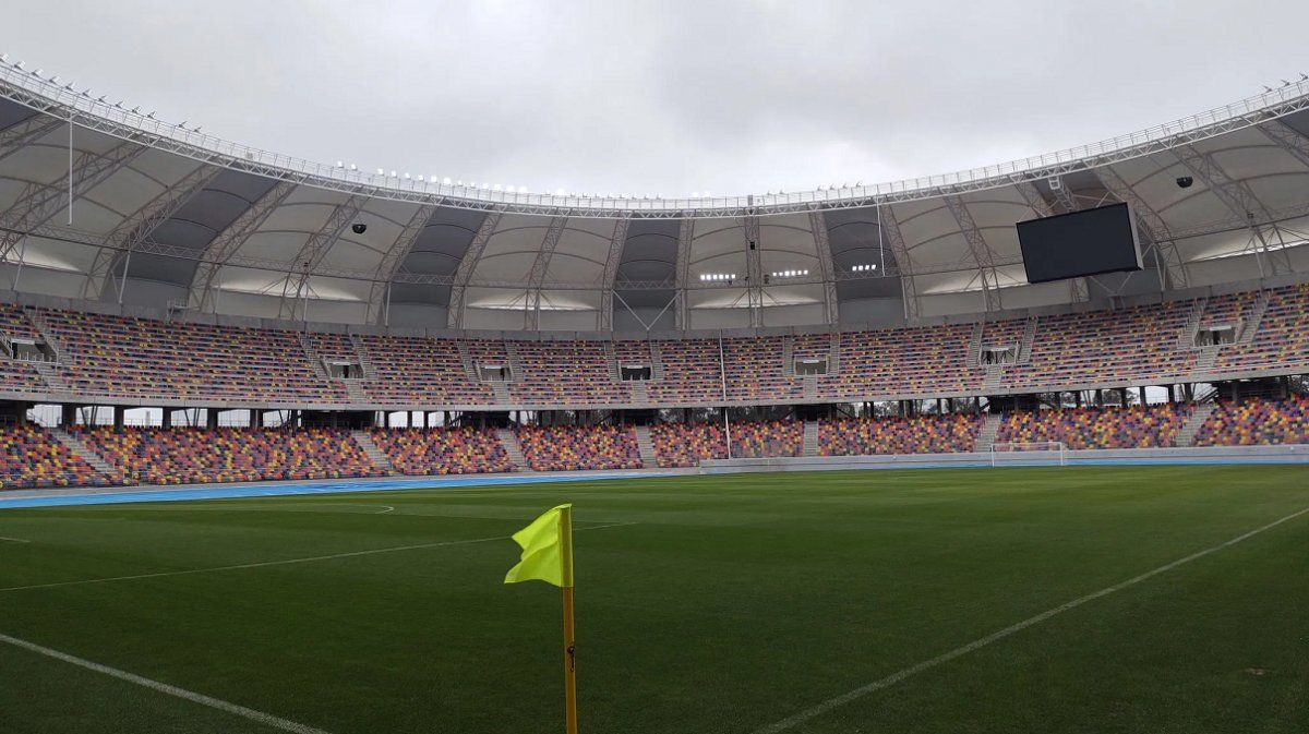 FIFA ratificó a Santiago del Estero para Argentina-Paraguay