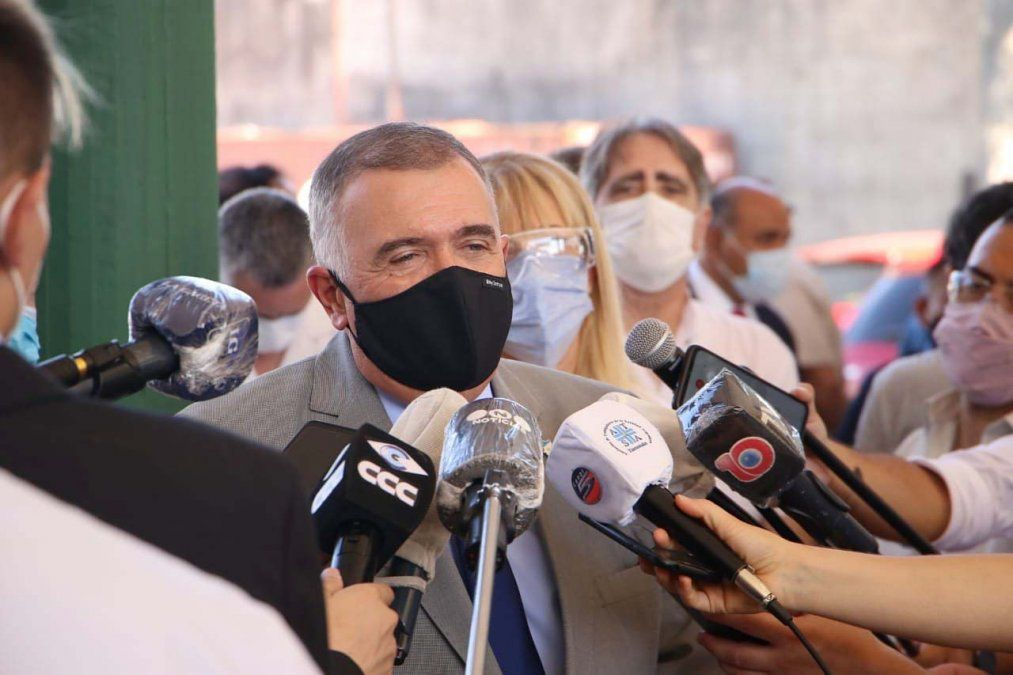 Jaldo felicitó a Manzur: Valoramos la actitud del gobernador