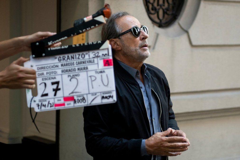 Francella llega a Córdoba para filmar lo nuevo de Netflix. Foto: sol915.com.ar