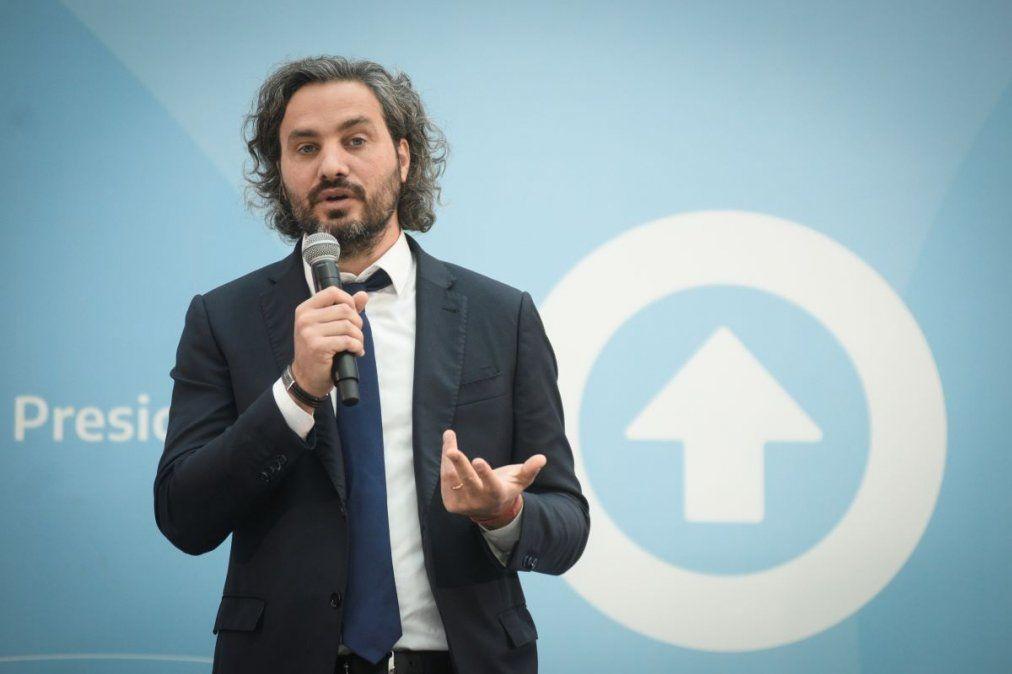 Cafiero ratificó el compromiso de que los salarios le ganen a la inflación