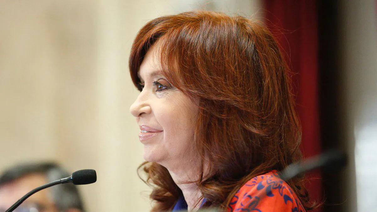 Cristina Kirchner cargó contra Mauricio Macri