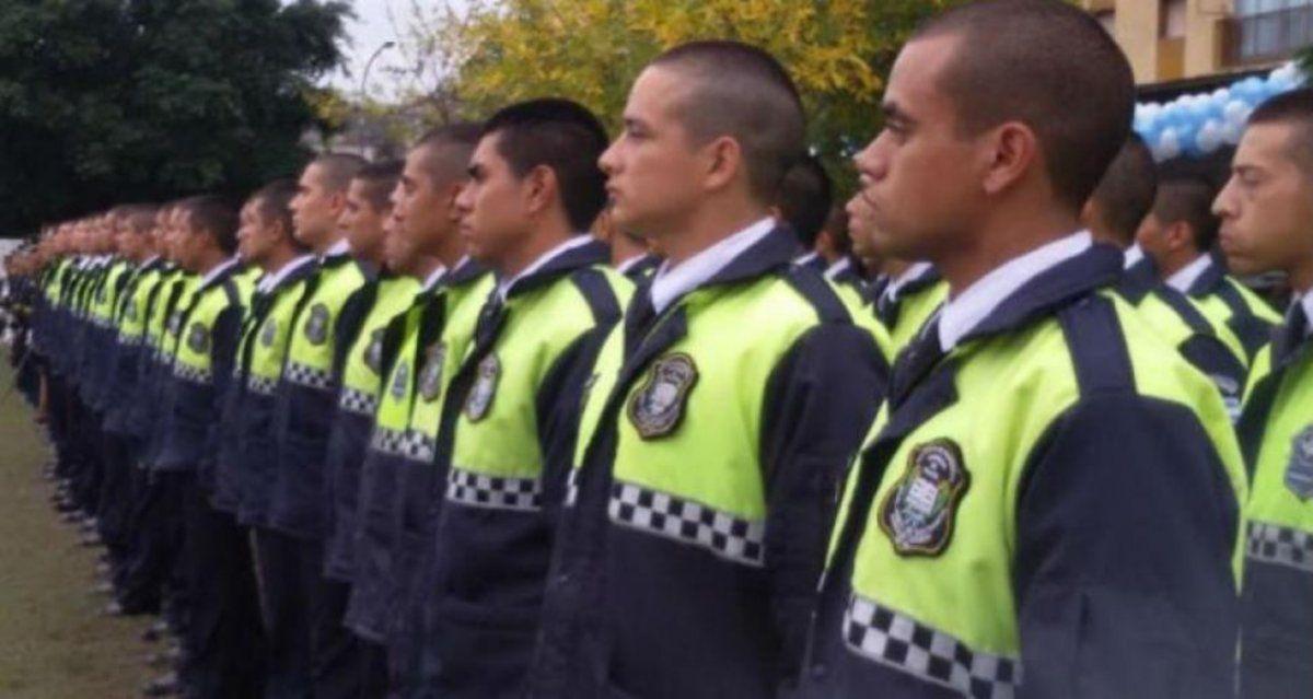 1500 jóvenes aspiran a ingresar a la Escuela de Cadetes de la Policía