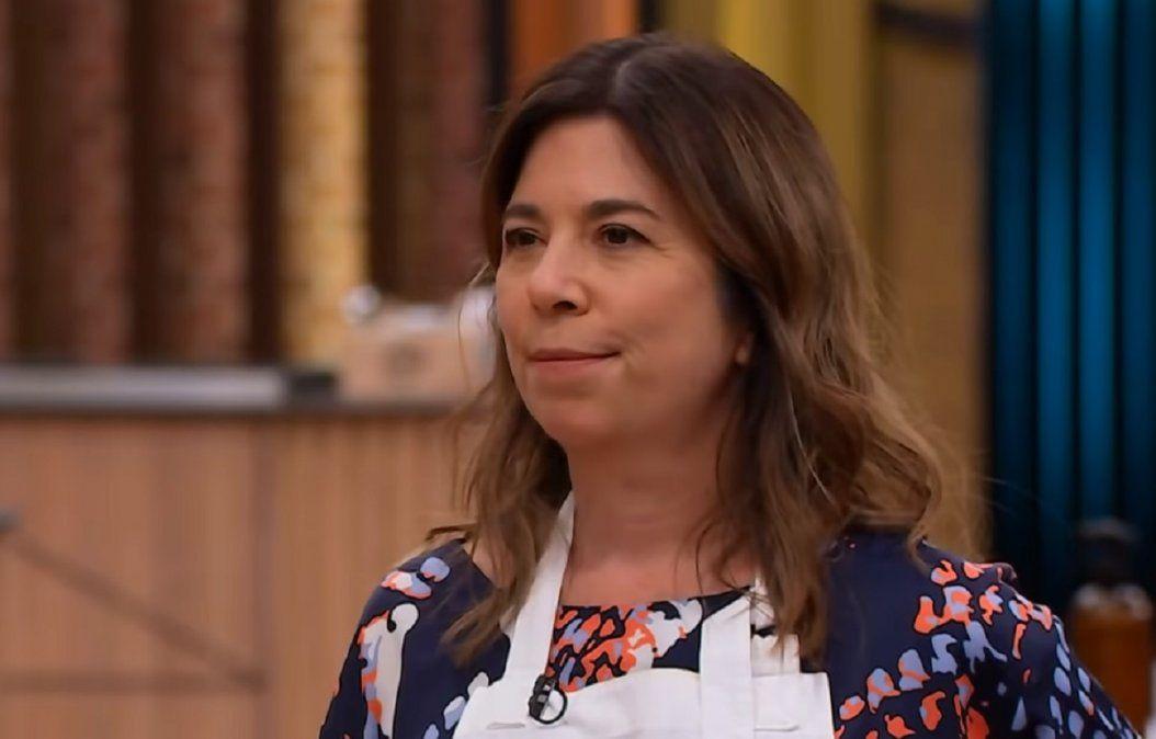 María ODonnell fue eliminada de Masterchef Celebrity
