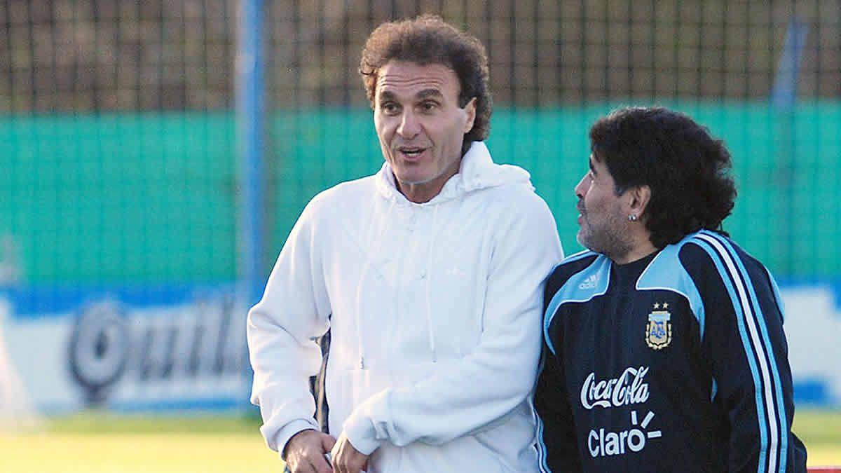 Oscar Ruggeri y su reacción al enterarse del fallecimiento de Maradona