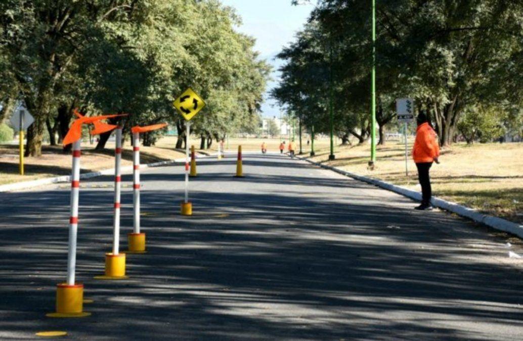 Tafí Viejo habilitará una pista de manejo en Parque Sur