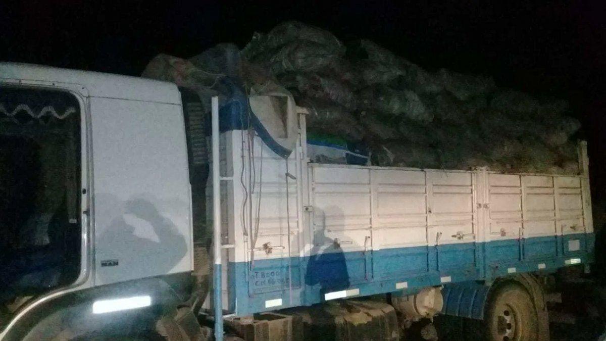 Detuvieron en Santiago del Estero a dos camioneros tucumanos