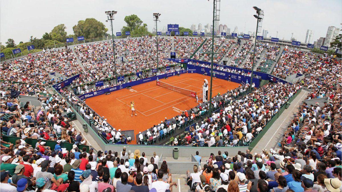 Vuelve el público en Argentina para la Copa Davis. Foto: elgrafico.com.ar