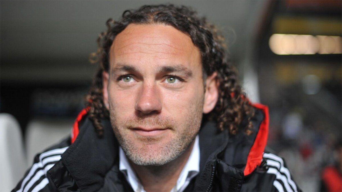 Gabriel Milito es el nuevo técnico de Argentinos Juniors
