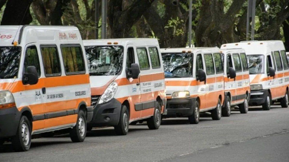 Transportes escolares ¿Reemplazarán a los colectivos?