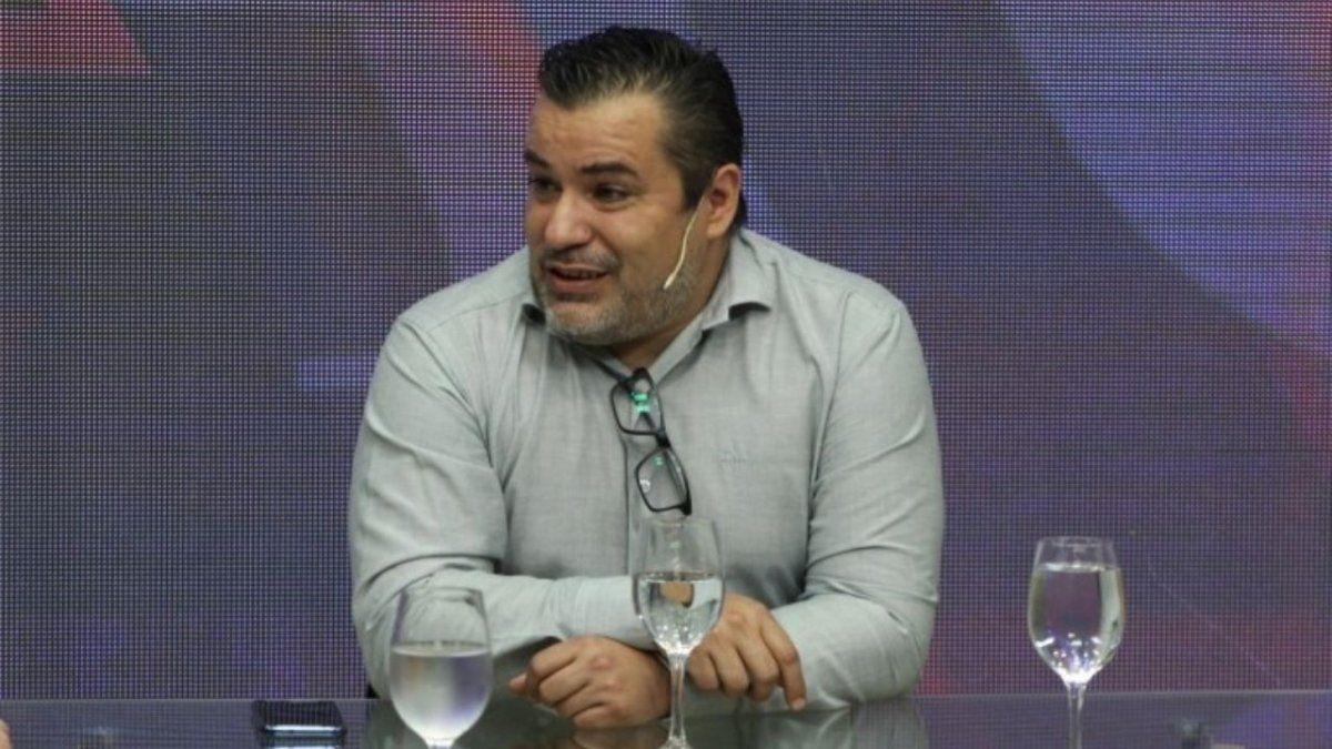 El diputado Juan Ameri presentó su renuncia