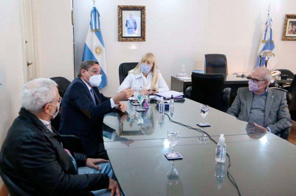 Se viene un proyecto de producción de cannabis medicinal en Tucumán. Foto: msptucuman.gov.ar