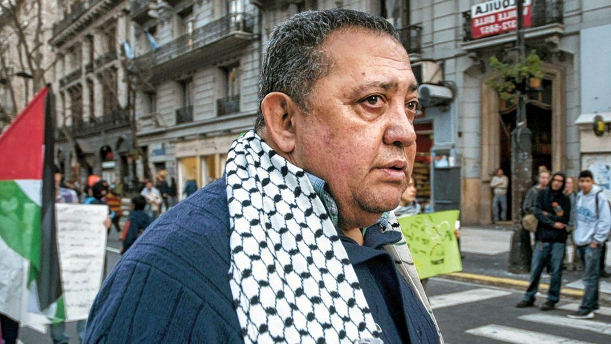 Luis DElía dio positivo de coronavirus, está internado