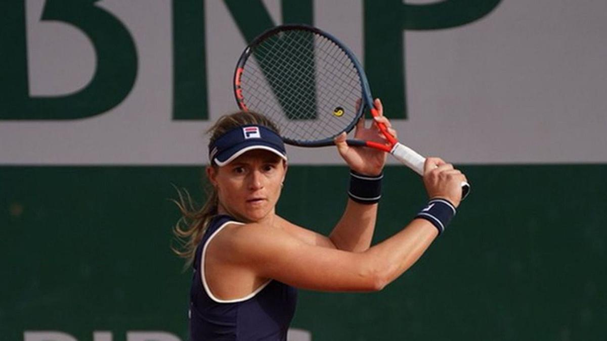 Roland Garros: Nadia Podoroska va en busca de los cuartos