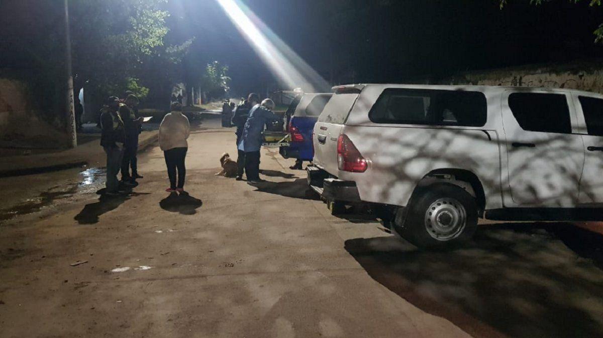 Villa 9 de Julio: apuñalan a un hombre con arma blanca