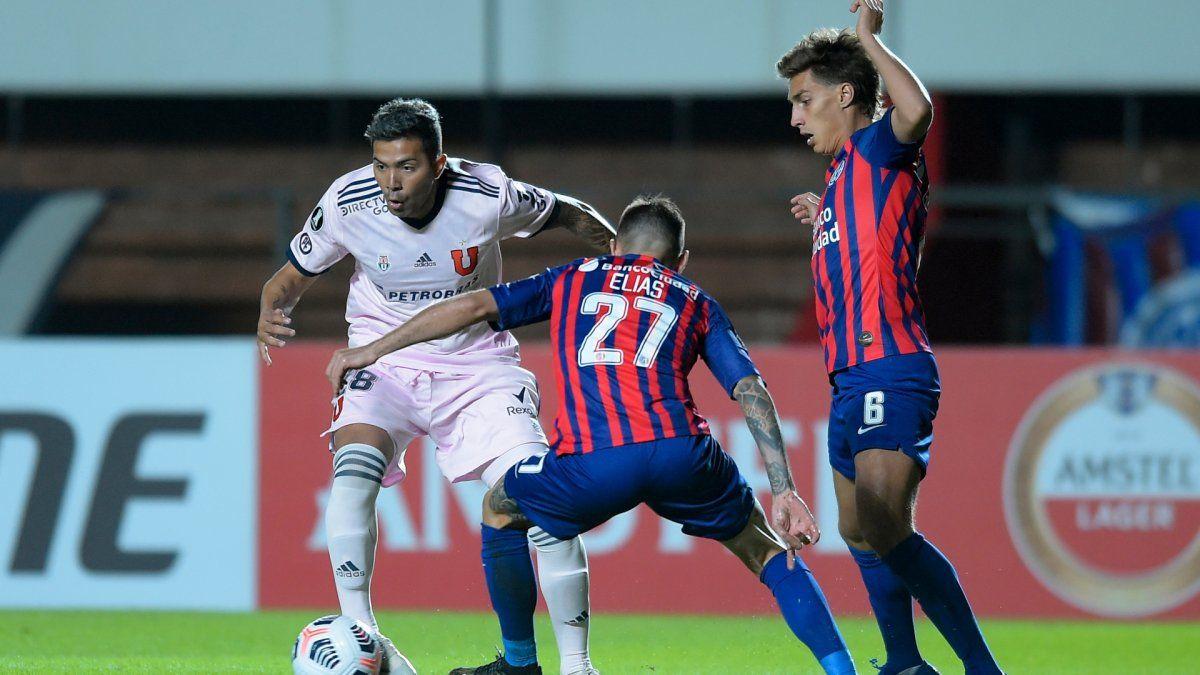 San Lorenzo recibe a Santos por el partido de ida