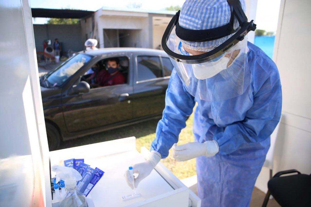 Tucumán acumula más de 91 mil contagios. Foto MSPT