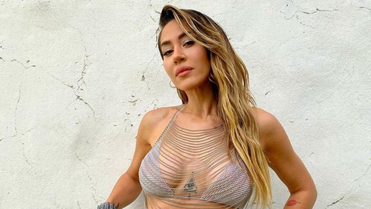 Jimena Barón aclaró que no está en pareja con Luciano Castro