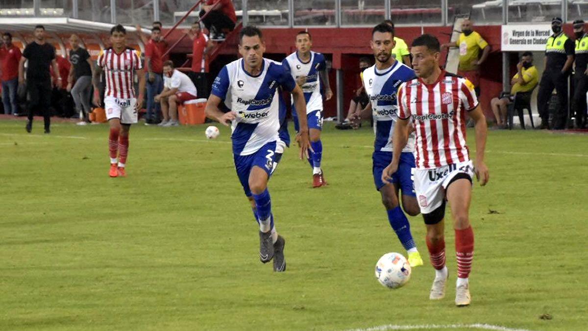 San Martín perdió 2 a 0 ante Alvarado en Mar del Plata
