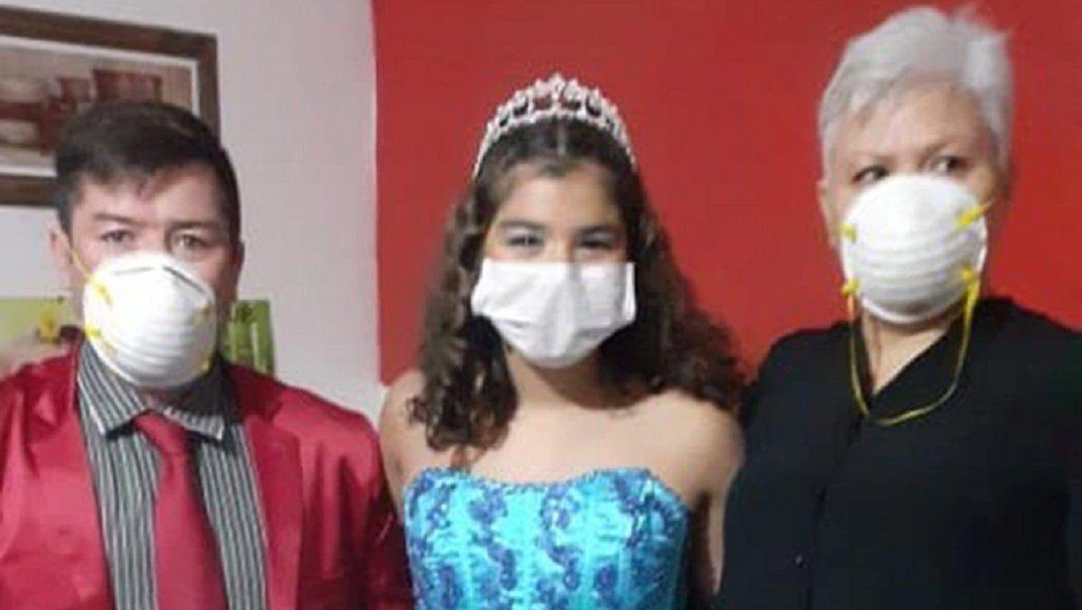 Neuquén: ni una pandemia evitó la felicidad de su fiesta de 15