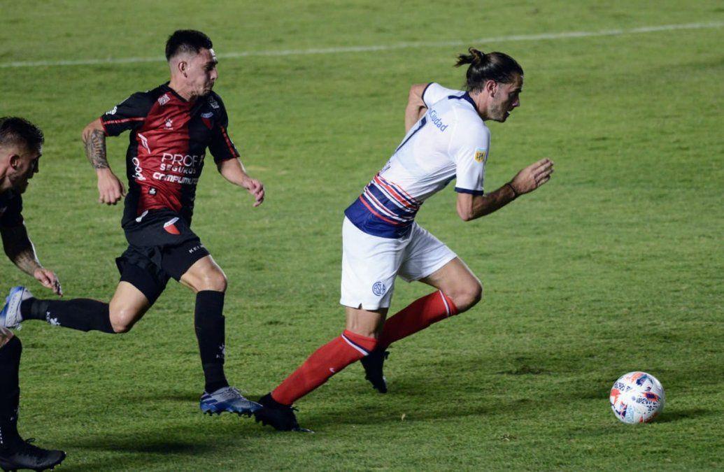 Colón le ganó a un flojo San Lorenzo en Santa Fe
