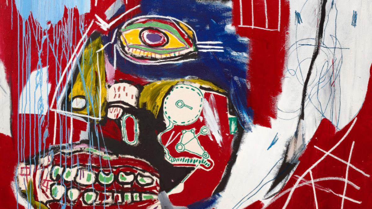 Un obra de Basquiat fue vendida a un precio millonario. Foto: 20minutos.es